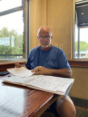 Buddy Loyd is one of four builders who are planning to build a new neighborhood in Greenwood
