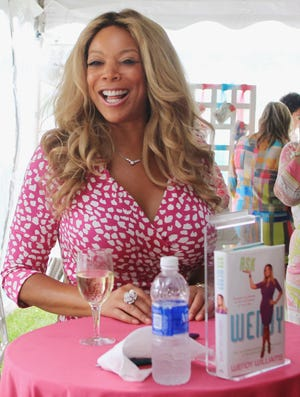 Wendy Williams, pictured at the Leon Gess Cancer Center Women's Council in support of Monmouth Medical Center, 18-year-old pink lunch in Riverwind, Morgan E. Klein's private property at Red Bank, July 11, 2013.