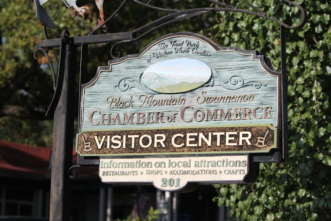 The Black Mountain Swannanoa Chamber of Commerce pitched a plan to move closer to the downtown businesses it supports.