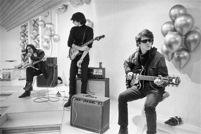 """The Velvet Underground."""