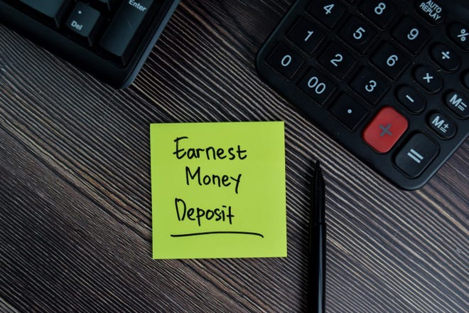 An EMD, also known as a good faith deposit, is the cash a buyer offers to show a seller they are serious about purchasing a property.