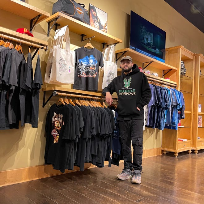 All Goods Owner Ali Acevedo opened his first retail store in November 2019 at 1411 S. 72nd St. in West Allis. All Goods will open its second location Saturday at 5709 N. Centerpark Way, Glendale.