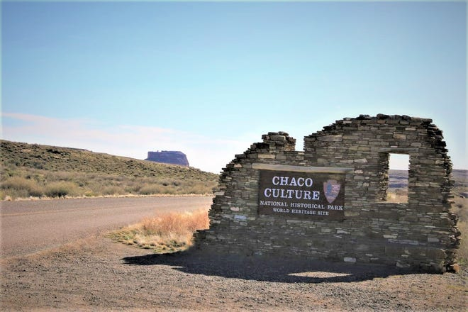 Campfires in ringed pits once again are being allowed at the Gallo Campground at Chaco Culture National Historic Park after fire danger levels recently were changed.