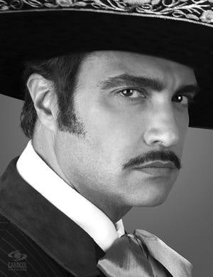 """Jaime está encantado de interpretar a Vicente, a quien considera """"el exponente más monumental de la música mexicana en el mundo""""."""
