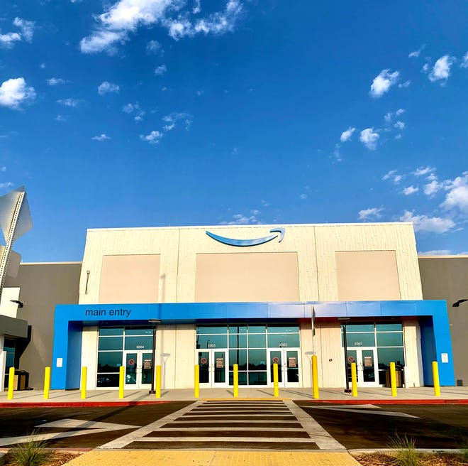Amazon recently launched its first Visalia fulfillment center. The 1.2 million-square-foot warehouse handles large items and is hiring to fill 1,200 positions.