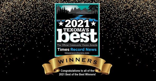 2021 Texoma's Best