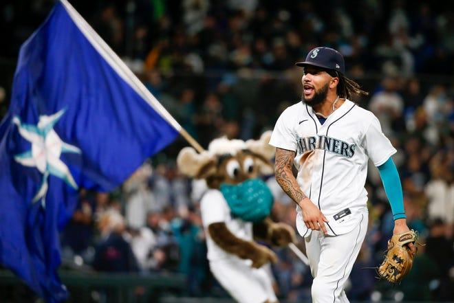 Shortstop J.P. Crawford is having a career year.
