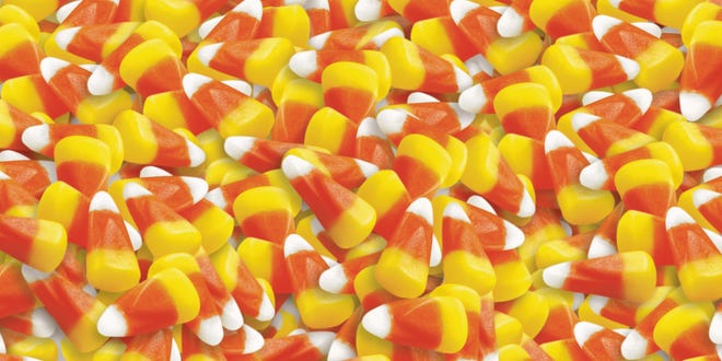 Candy corn originated in the late 19th century and today is one of most beloved Halloween candies – by many, but not all lovers of sweets.