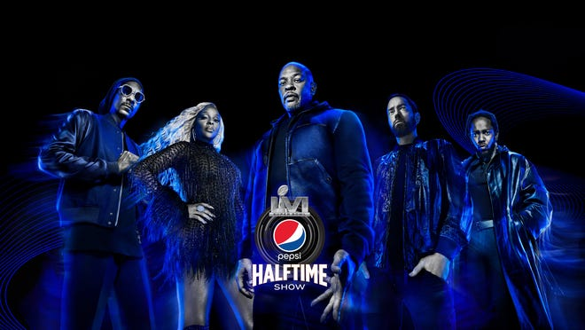 Dr. Dre, Snoop Dogg, Eminem, Mary J. Blige and Kendrick Lamar have officially been announced as the headliners for the Pepsi Super Bowl LVI Halftime Show.