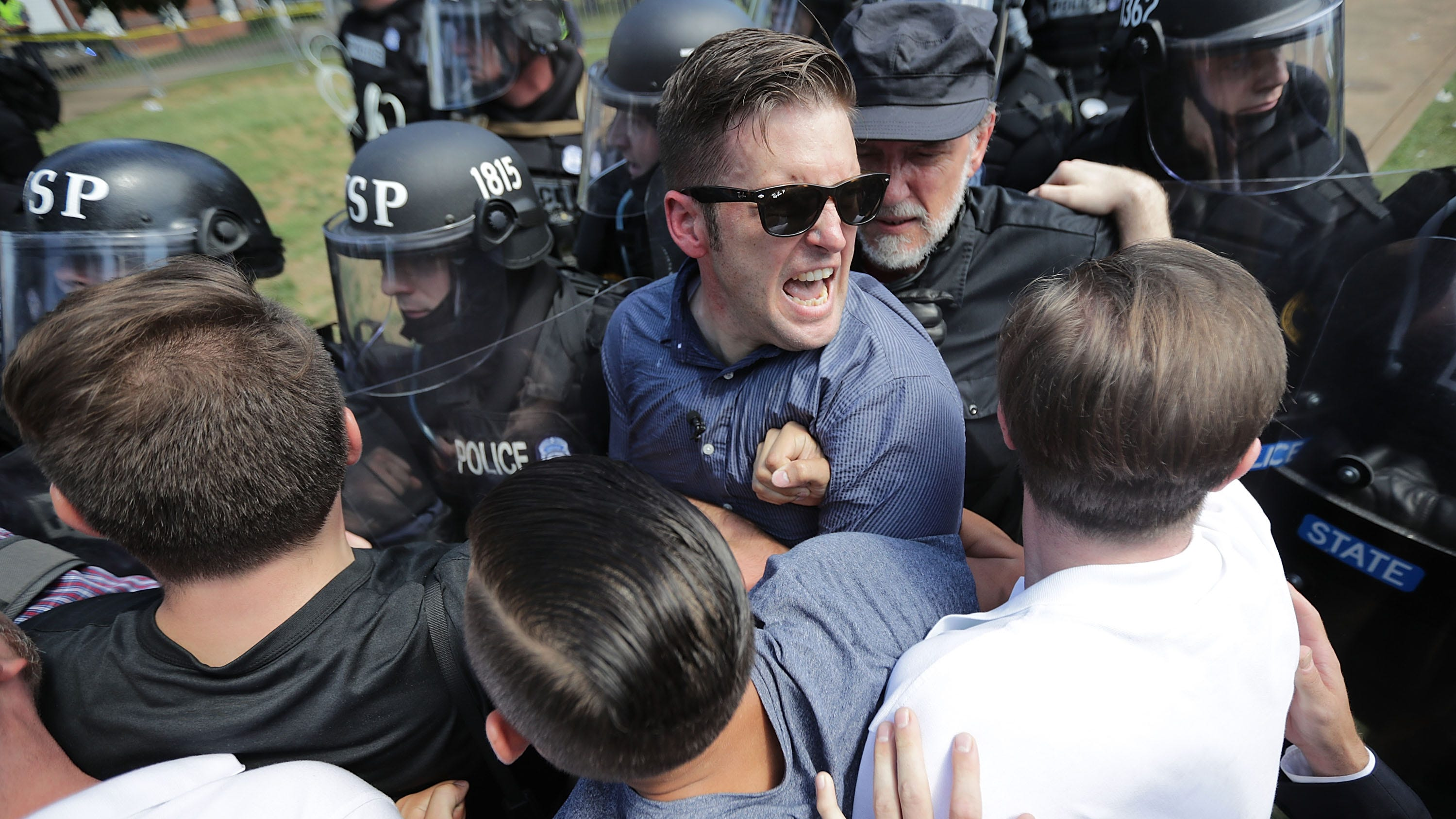 Lawsuit over Charlottesville rally has  crippled white supremacists