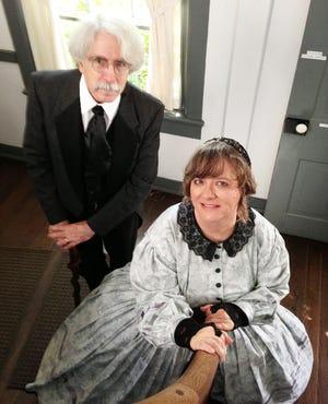 Mark Dawidziak and Sarah Showman will present an event on Civil War history on Oct. 6.