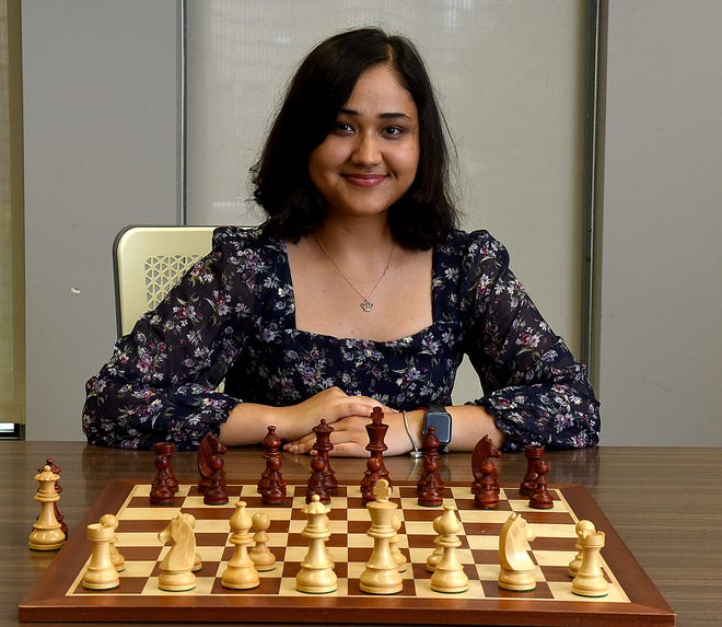 Gulrukhbegim Tokhirjonova, a junior at the University of Missouri, has been a Woman Grandmaster chess player since she was 16 years old. She is one of 12 female chess players who qualified for the 2021 U.S. Women's Chess Championship this month in St. Louis.