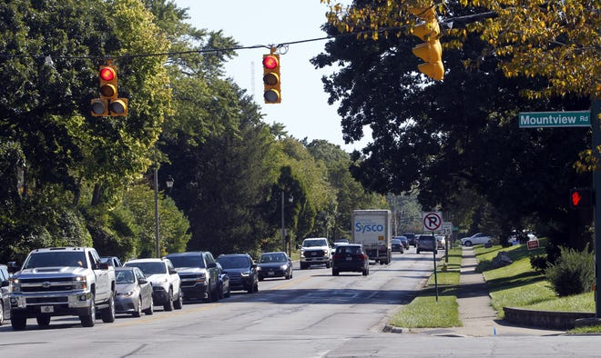 The first phase of the Fishinger Road reconstruction will be a stretch from Mountview Road to Tremont Road and could start in the spring.