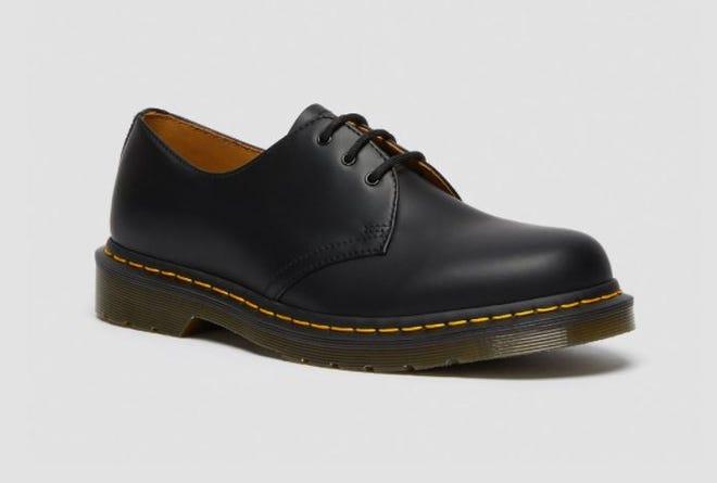 A classic Dr. Martens shoe