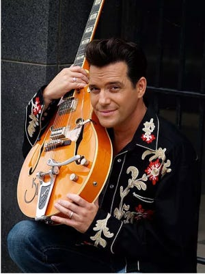 Hillbilly rocker Robby Vee and his band perform at 7 p.m. Saturday at the Pzazz Convention & Event Center in Burlington. Also performing is Richie Lee & the Fabulous 50s.