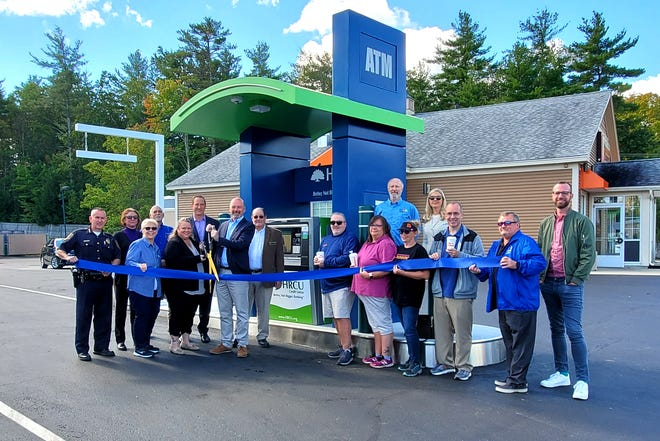 On Friday, Oct. 1, 2021 HRCU unveiled its newest addition to their network of ATMs and ITMs at 64 Highland St., in Rochester.