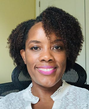 Sophie Filibert, a faculty member for UNF's new Africana Studies program, and a member of the growing, local Haitian-American diaspora in Jacksonville.