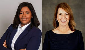 Political newcomer Allyson Lewis will challenge incumbent Commissioner Sara Roberts McCarley to represent Lakeland's Southwest District this November.