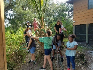 Current and non-Girl Scout families are invited to celebrate fall on Oct. 10 at Bradenton's 123-acre Camp Honi Hanta.