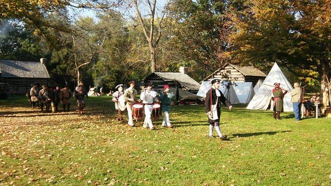 Historic Schoenbrunn Village,1984 E. High Ave., New Philadelphia,will host the Colonial Trade Fairefrom 10 a.m. to 5 p.m. Oct. 16 and from 10 a.m. to 4 p.m. Oct. 17.