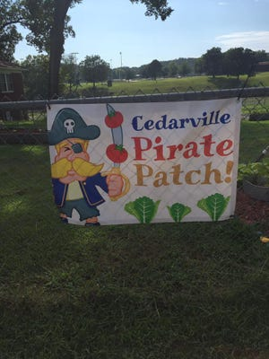 October is Farm to School Month for schools across the country. Cedarville Elementary is holding guest speakers and events for the their students.