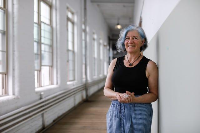 Anita Fabos a professor international relations and social change at Clark University.