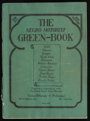 """In the era of Jim Crow Laws and segregation, Black people had to rely on the """"The Negro Motorist Green Book"""" to safely navigate their way across the country. The book included area businesses such as The Orient Hotel, the Greystone Hotel and McClung Tourist Home which are all no longer around."""
