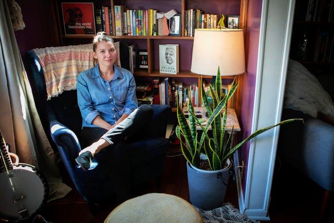 Kristin Burgoyne, executive director of RefugeeConnect.