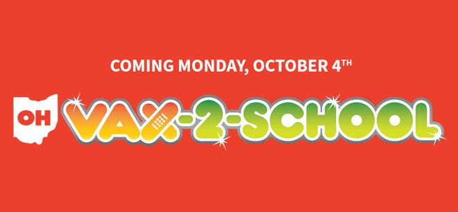 Ohio's Vax-2-School program will award $2 million in prizes to youth who get at least one dose of a COVID-19 vaccine.