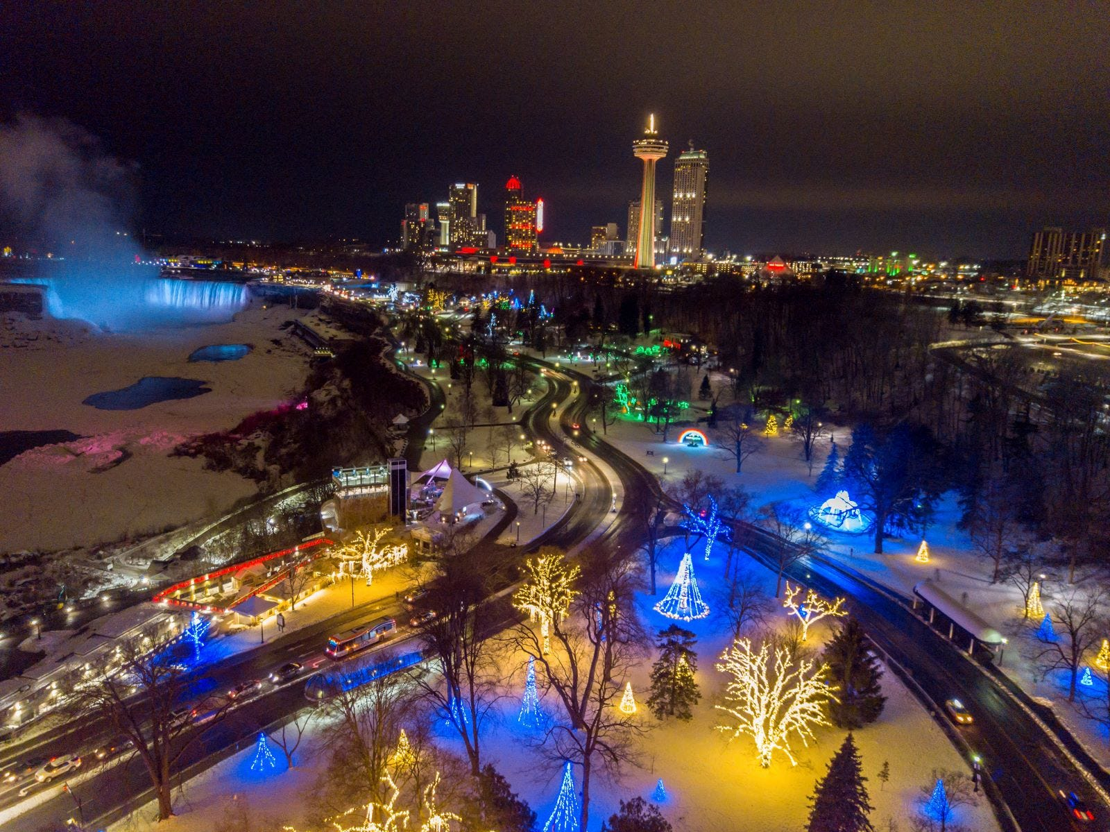 Canada's Winter Festival of Lights starts next month: What to know before you go