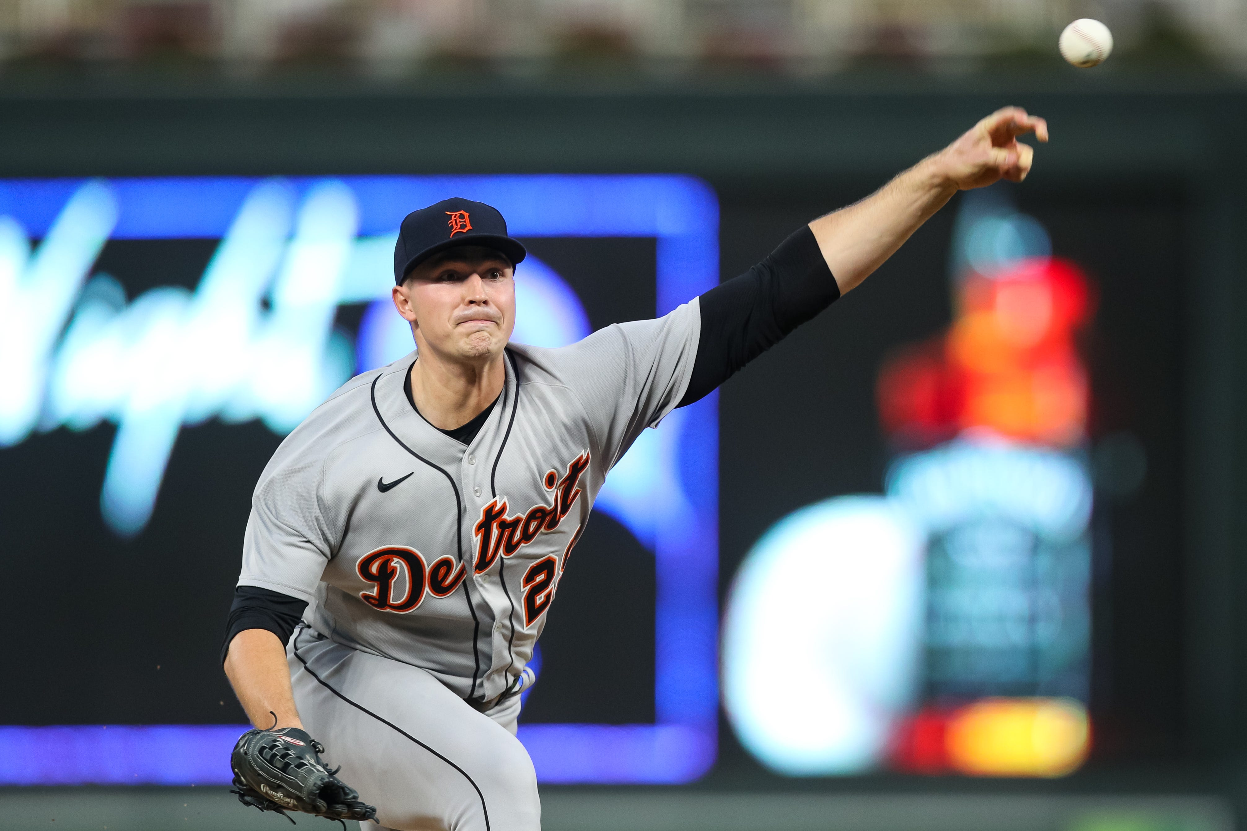 Tarik Skubal finishes season, offense grinds in Detroit Tigers' 10-7 win vs. Minnesota Twins