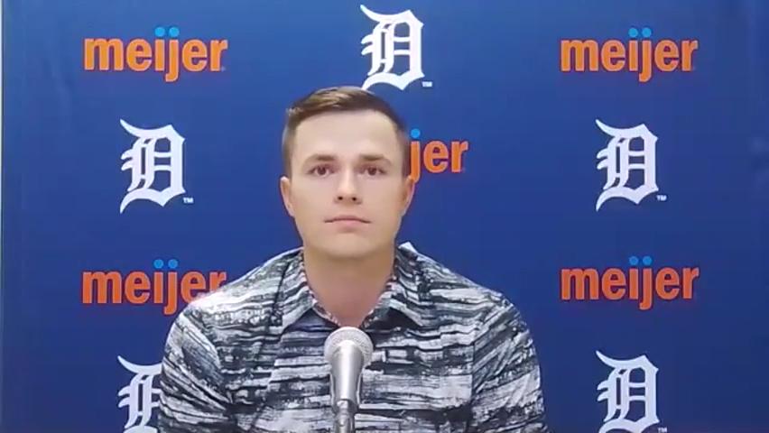 Detroit Tigers' Tarik Skubal explains home run troubles after rookie year ends
