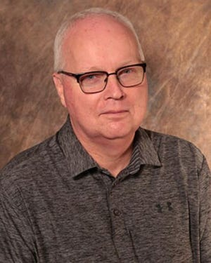 Larry Cunningham, commander for Terra State's police academy