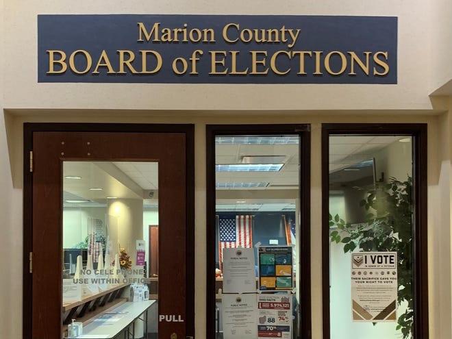 The Marion County Board of Elections