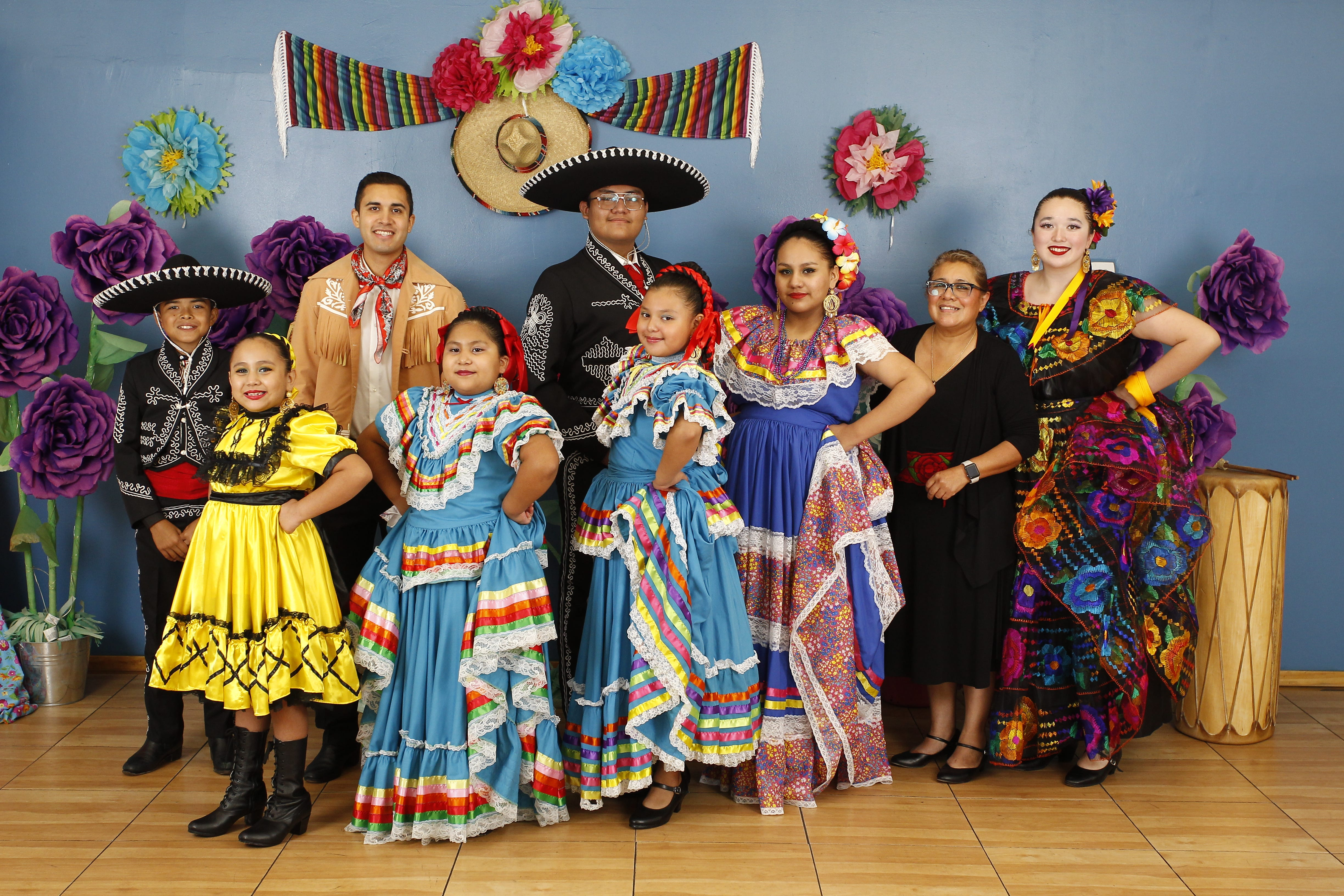 Ollin Yoliztli Dance Academy in Phoenix seeks to maintain Mexican history and traditions alive through dance.