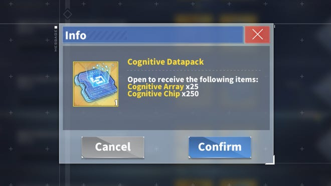 Cognitive Array chips are needed in order to awaken your ships past Level 120 in Azur Lane.