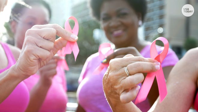 Breast Cancer Awareness Month is about more than wearing pink ribbons, it's about giving and receiving support.