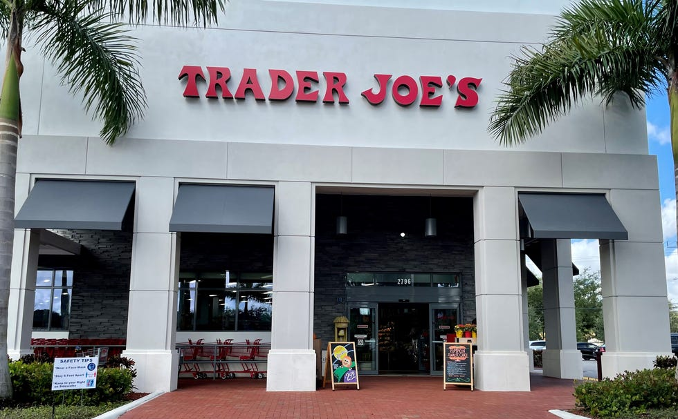 Shopping at Trader Joe's is different than most grocery stores.