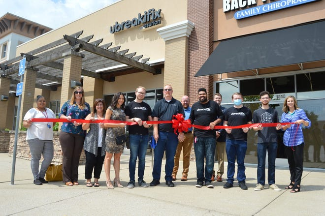 Ubreakifix opened Sept. 1 at 1008 Crossings Blvd. in Spring Hill.