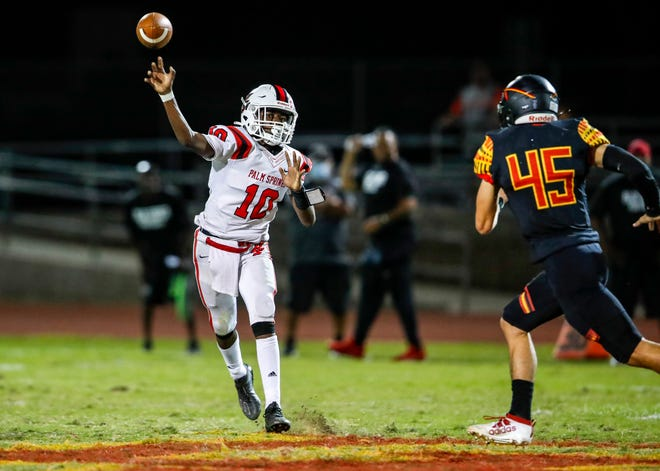 Will Palm Springs secure its second win in the DEL this week?