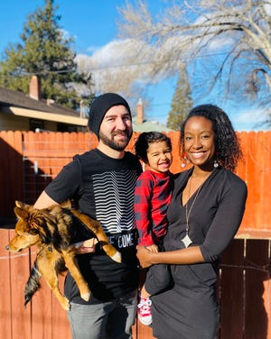 The Leon family started small when they created The Radish Hotel. Now, the backyardof their Sparks home has transformed into a mini ecosystembuzzing — and clucking — with life.