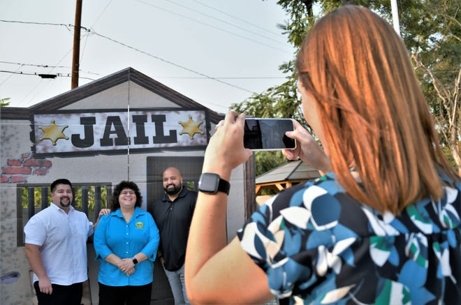 """Visalia Emergency Aid Council hosts its 90th birthday and its annual """"Bail Out for Hunger"""" event."""