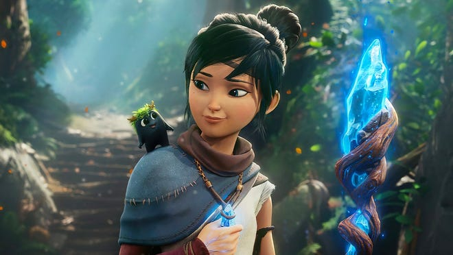 """Ember Labs makes their gaming debut with """"Kena: Bride of Spirits"""" on Playstation and PC."""