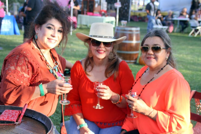 The D.H. Lescombes Family Winefest is scheduled for noon to 9 p.m. on Saturday and from noon to 6 p.m. on Sunday at the Lescombes Winery and Tasting Room, 1325 De Baca Road SE.