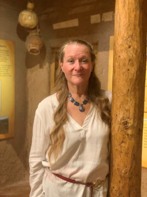 Karrie Porter Brace is the new curator supervisor at the New Mexico Farm & Ranch Heritage Museum in Las Cruces, NM.