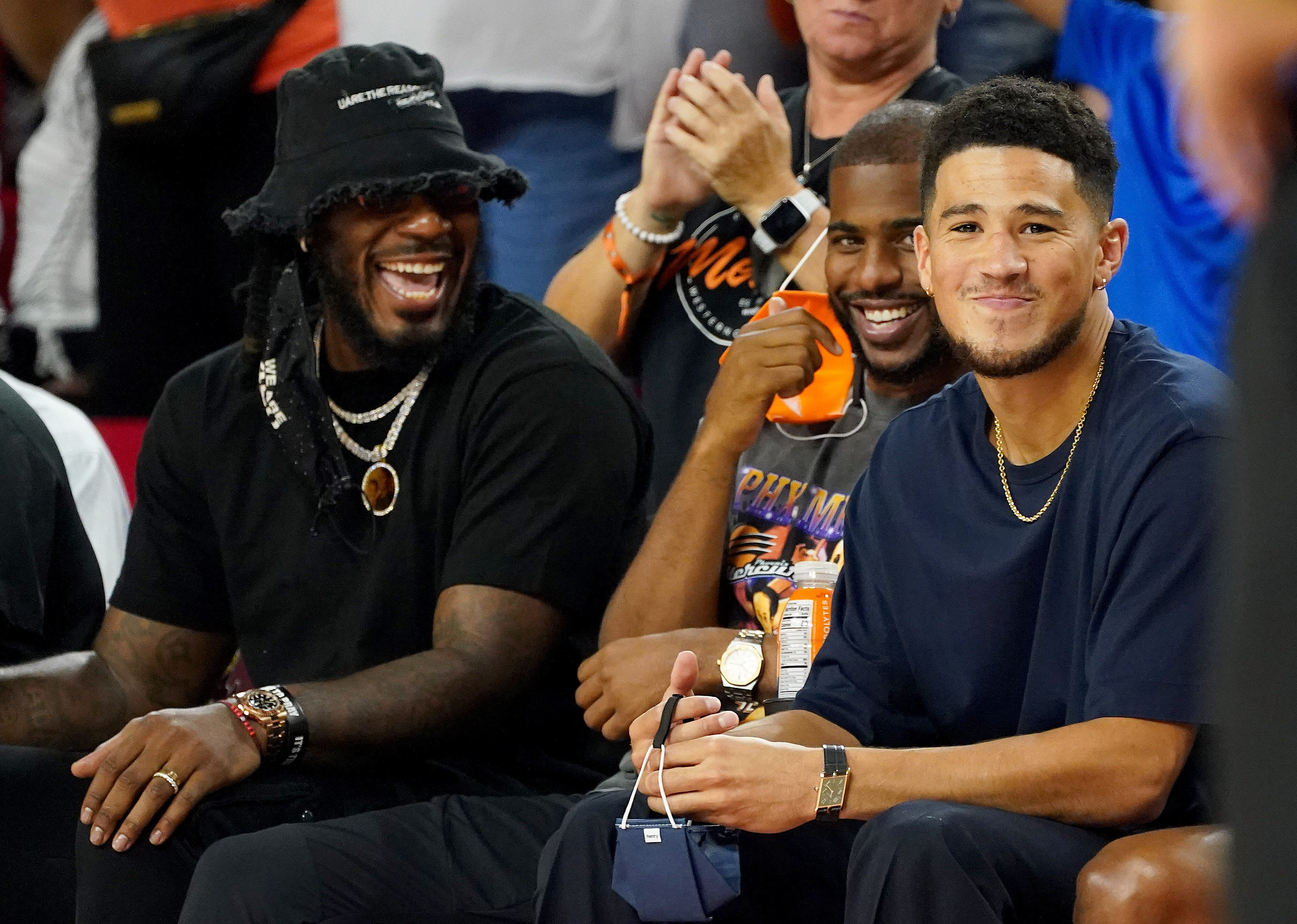 Devin Booker likely will miss second preseason game; Chris Paul, Jae Crowder expected to play vs. Lakers