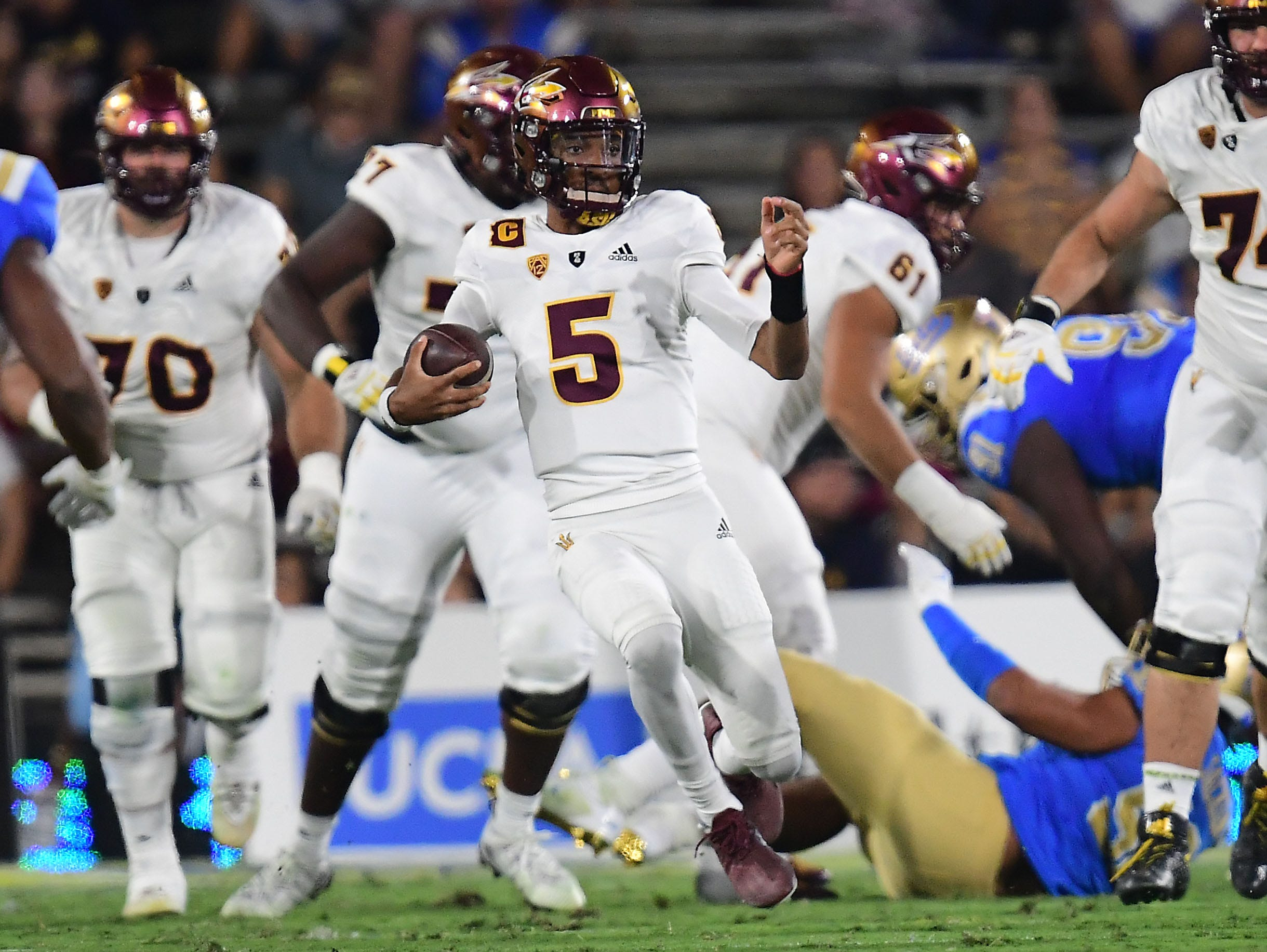 What we learned in Arizona State's road win over No. 20 UCLA