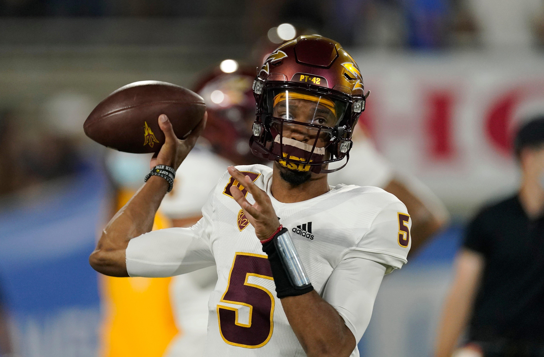Arizona State football's Jayden Daniels surges in Heisman odds