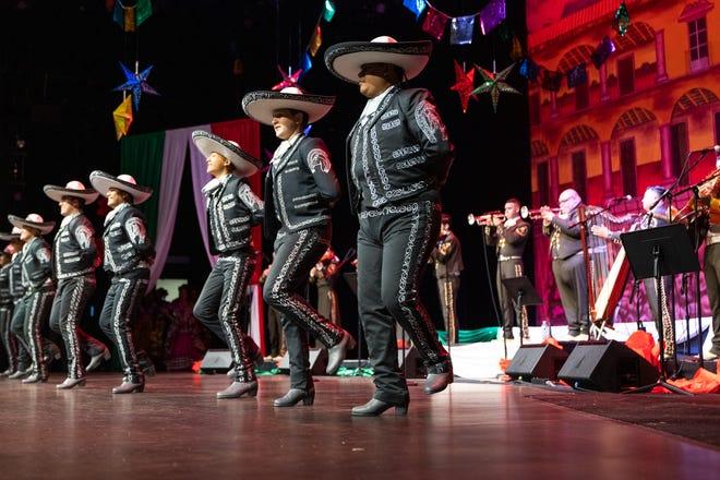 El 22º Festival Anual de Mariachi y Folklórico en el Chandler Center for the Arts celebró una serie de presentaciones que representan a diferentes regiones de México y muestran diversidad en la música y la danza.