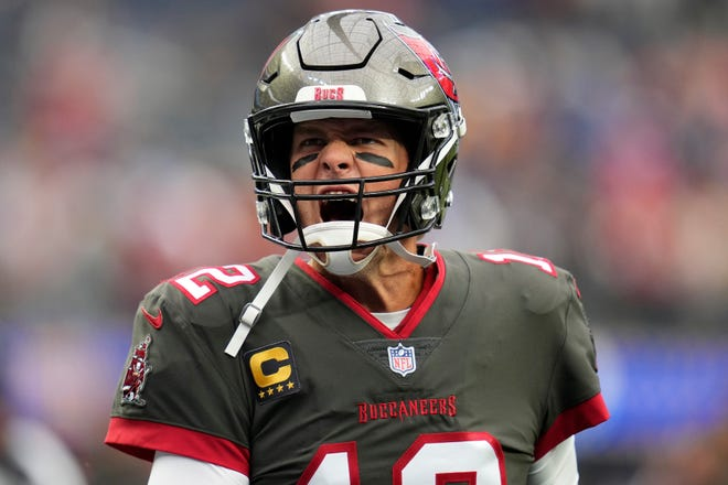 Buccaneers QB Tom Brady returns to New England to take on the Patriots on Sunday.